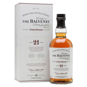 Balvenie 21yo Port Wood Single Malt