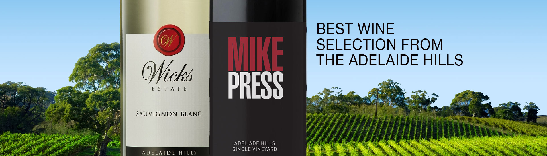 Best Wine Selection in the Adelaide Hills